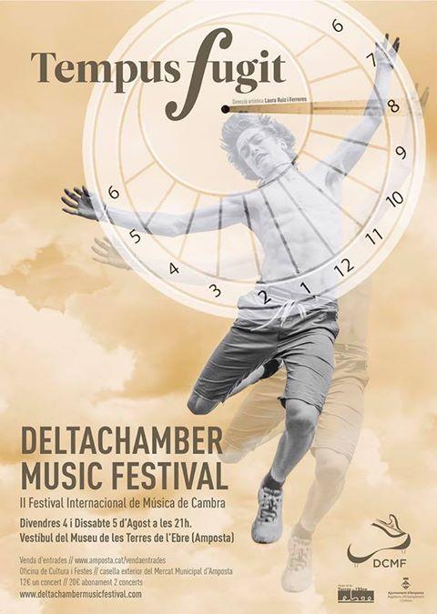 Museu de les Terres de l´Ebre : agenda : DeltaChamber Music Festival