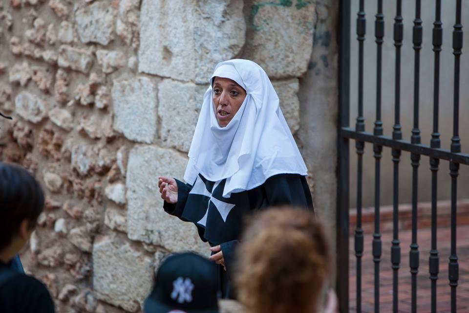 """Museu de les Terres de l´Ebre : agenda : """"Monges, pirates i colons. De quan Sant Carles era només La Ràpita"""""""
