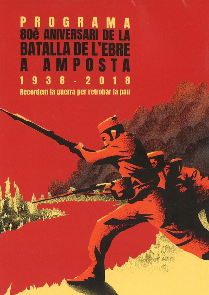 Museu de les Terres de l´Ebre : agenda : Cicle de conferències sobre la batalla de l'Ebre, amb motiu del seu 80è aniversari