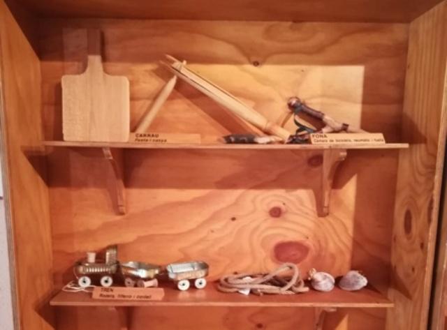 """Museu de les Terres de l´Ebre : agenda : Exposició taller didàctic """"Els joguets dels iaios"""""""