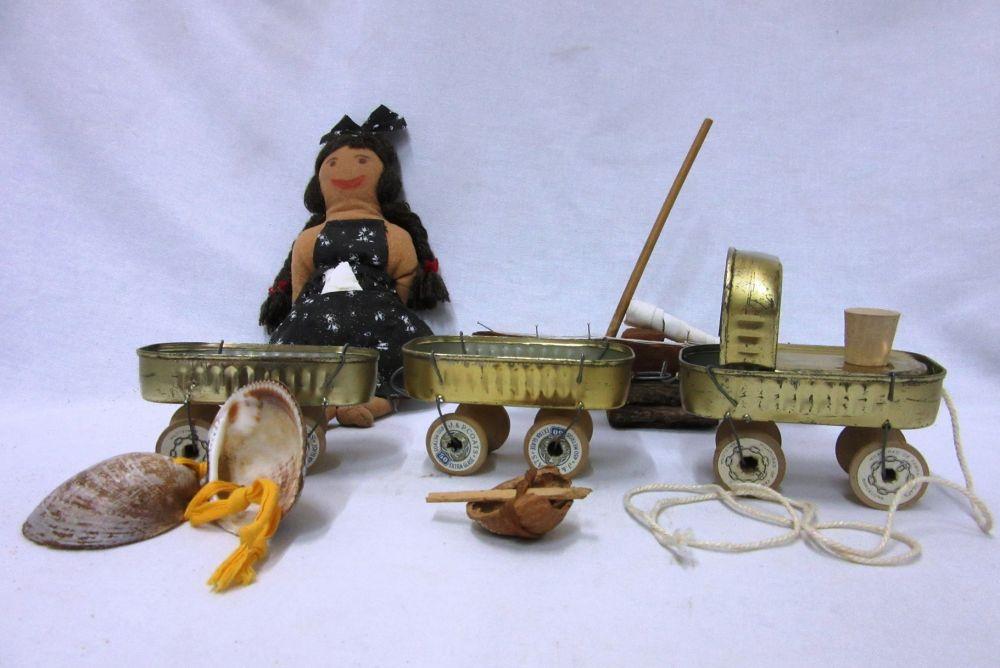 """Museu de les Terres de l´Ebre : agenda : Exposició taller """"Els joguets dels iaios"""""""