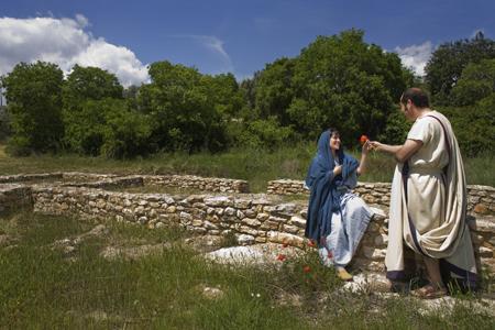 Museu de les Terres de l´Ebre :  : L'Ajuntament d'Amposta i el Museu renoven el conveni de gestió del Parc Arqueològic de la Carrova