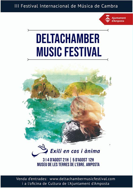 DeltaChamber Music Festival. III Festival de Música de Cambra