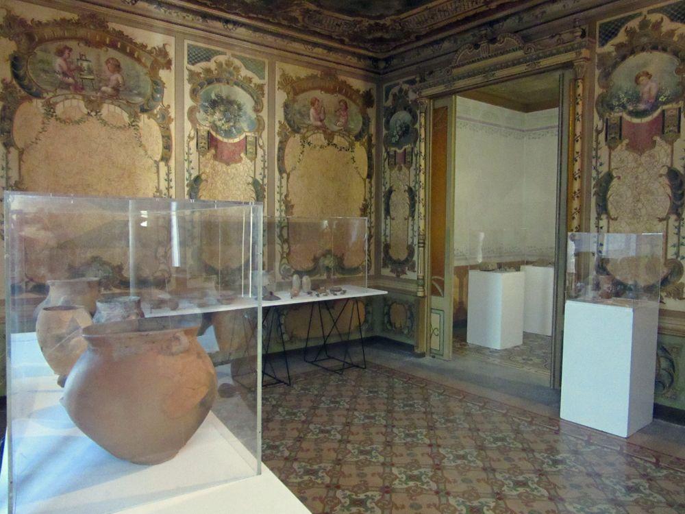"""Museu de les Terres de l´Ebre : agenda : Exposició """"La casa ibèrica: habitatge i llar"""""""