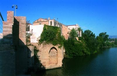Museu de les Terres de l´Ebre : Servicios educativos y turísticos : EL CASTILLO DE AMPOSTA, puerta del Ebro