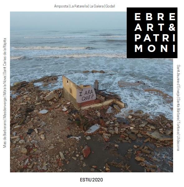 Museu de les Terres de l´Ebre : agenda : Cicle Ebre, Art & Patrimoni 2020