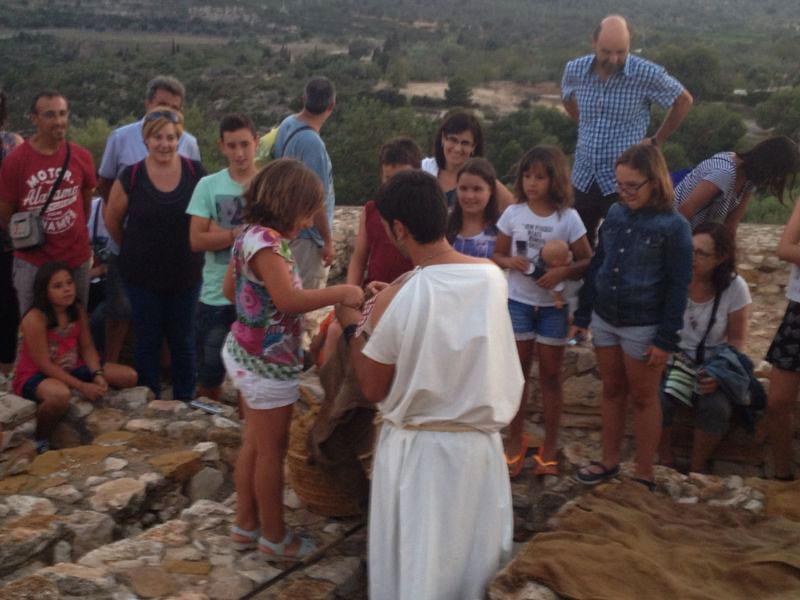 Visites guiades i teatralitzades estiu 2017