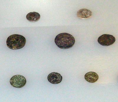 Museu de les Terres de l´Ebre :  : Estudi de les monedes procedents de les excavacions de la  vil·la romana de la Carrova