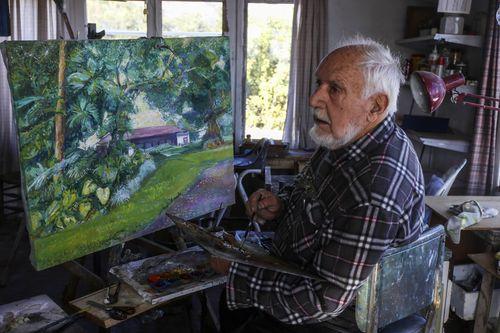 La Casa O'Connor acull una mostra permanent de l'obra de l'artista Narcís Galià