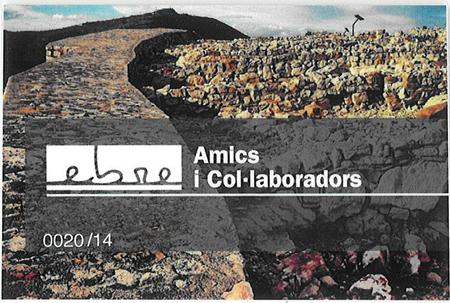 Museu de les Terres de l´Ebre :  : Nous carnets d'Amics i col·laboradors del Museu de les Terres de l'Ebre per al 2014