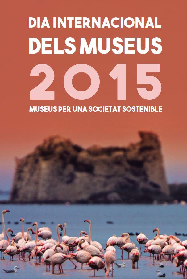Museu de les Terres de l´Ebre : agenda : Dia Internacional dels Museus 2015