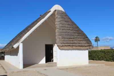 Museu de les Terres de l´Ebre : EBRE, NATURA & CULTURA : Centre d'Interpretació de les Barraques del Delta