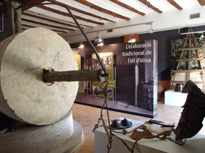 Museu de les Terres de l´Ebre : EBRE, NATURA & CULTURA : Centre d'Interpretació de la Vida a la Plana