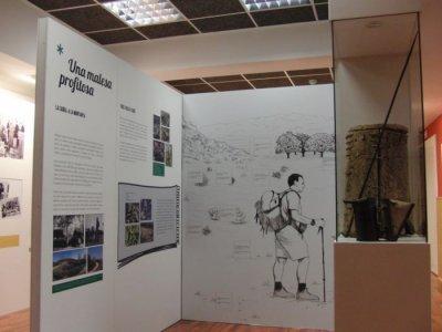 Museu de les Terres de l´Ebre : EBRE, NATURA & CULTURA : Centro de interpretación de la Serra de Godall