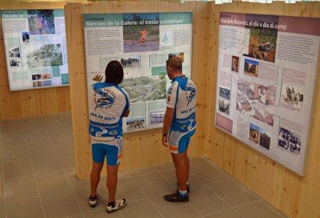Museu de les Terres de l´Ebre : Serveis educatius : Centre d'Interpretació de Viure al poble
