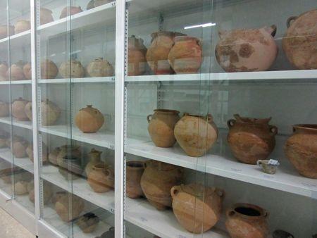 Museu de les Terres de l´Ebre : Col·leccions : Col·leccions d'arqueologia