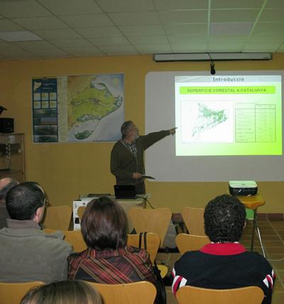 """Museu de les Terres de l´Ebre :  : Conferència: """"Boscos madurs i arbres monumentals de les Terres de l'Ebre"""""""