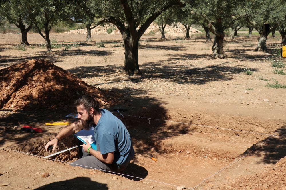 Inici de projecte de recerca d'arqueologia prehistorica a la zona del tram inferior del riu Ebre