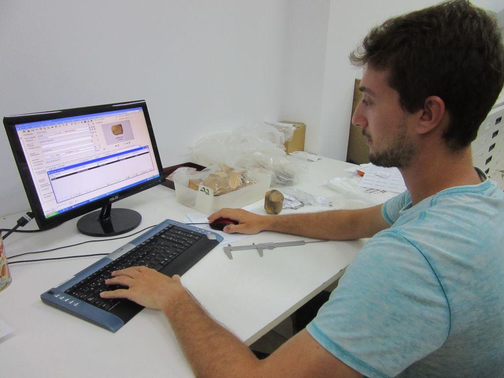 Museu de les Terres de l´Ebre :  : Finalitza la campanya anual de documentació arqueològica