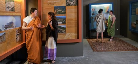 Museu de les Terres de l´Ebre : Serveis turístics : Centre d'Interpretació de la Cultura dels Ibers - Casa O'Connor