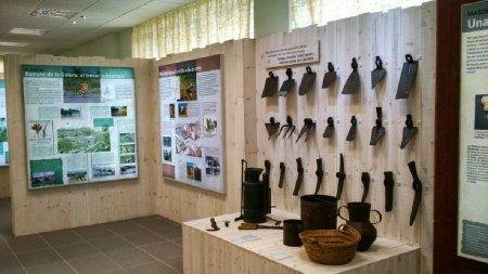 Museu de les Terres de l´Ebre : Serveis turístics : Centre d'Interpretació de Viure al poble