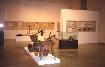 """Museu de les Terres de l´Ebre : SAM : Exposición """"Etnografia de l'Ebre als anys 40. El llegat de Ramon Violant i de Ramon Noé"""""""