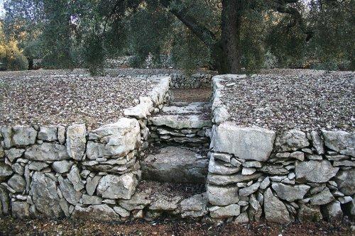 Museu de les Terres de l´Ebre : Servicios educativos y turísticos : Piedra en seco, construir el paisaje