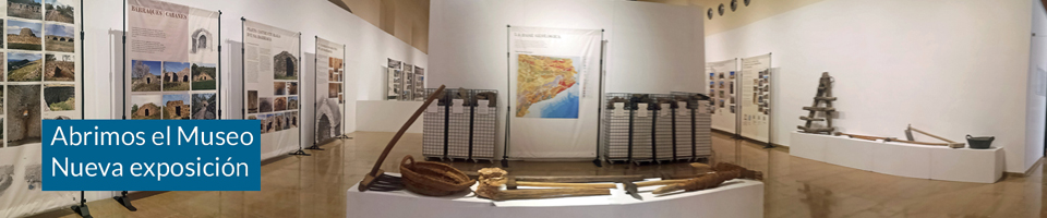 Abrimos el Museo. Nueva exposición