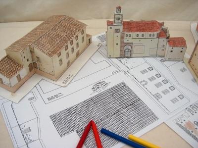 Museu de les Terres de l´Ebre : Servicios educativos y turísticos : EL PATRIMONIO ARQUITECTÓNICO, edificios de nuestros pueblos