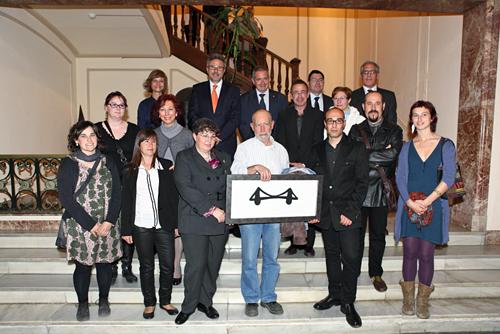 Museu de les Terres de l´Ebre :  : El Museu de les Terres de l'Ebre rep el Premi Amposta 2011