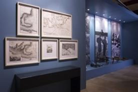 Museu de les Terres de l´Ebre : Sales d´exposició : Presentació
