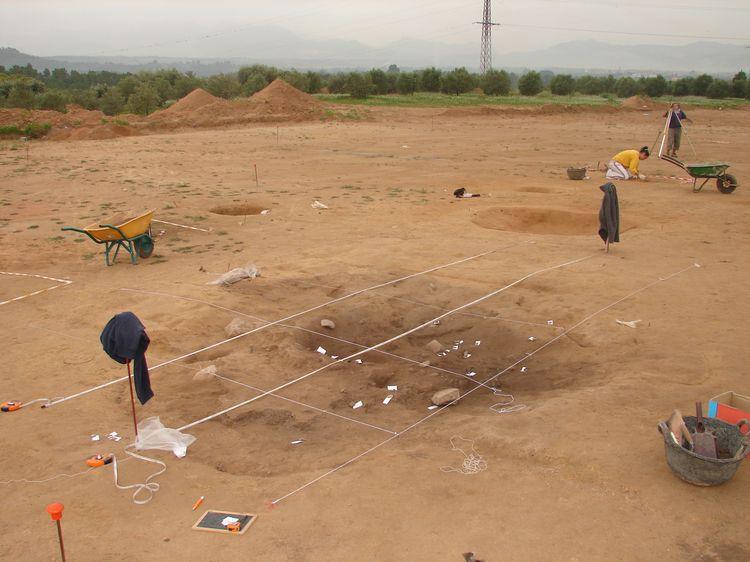 """Presentació del Projecte """"III-II mil·lenni aC a les Terres de l'Ebre"""