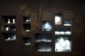 Museu de les Terres de l´Ebre : Salas de exposición : Les Terres de l'Ebre, de la prehistoria a la edad media