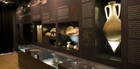 Museu de les Terres de l´Ebre : Sales d´exposició : Les Terres de l´Ebre, de la prehistòria a l´edat mitjana