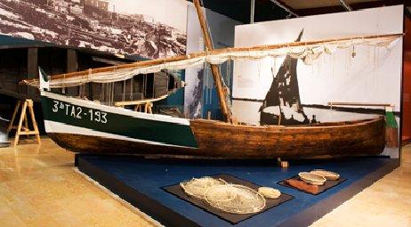 Museu de les Terres de l´Ebre : Serveis educatius : Museu de les Terres de l'Ebre; L'Ebre, camí d'aigua