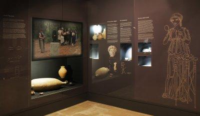 Museu de les Terres de l´Ebre : Salas de exposición : Presentación