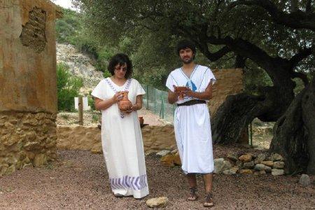 Museu de les Terres de l´Ebre : Serveis turístics : Ritual funerari del cabdill Tibast de la Moleta del Remei