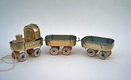 Museu de les Terres de l´Ebre : Serveis educatius : Els joguets dels iaios