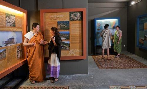 Museu de les Terres de l´Ebre : Serveis educatius : Centre d'Interpretació de la Cultura dels Ibers - Casa O'Connor
