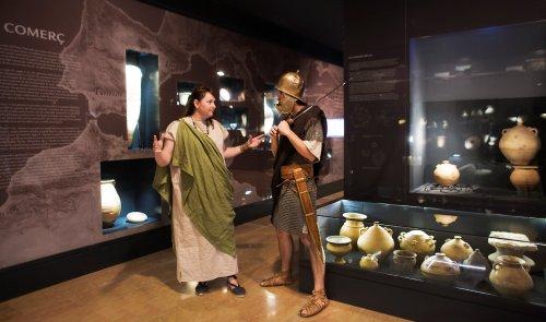 Museu de les Terres de l´Ebre : Serveis educatius : Museu de les Terres de l'Ebre; Les Terres de l'Ebre, de la prehistòria a l'edat mitjana