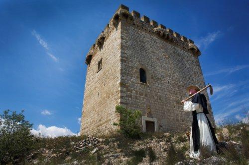 Museu de les Terres de l´Ebre : Serveis educatius : La vil·la i la torre de la Carrova, vigies de la vall de l'Ebre