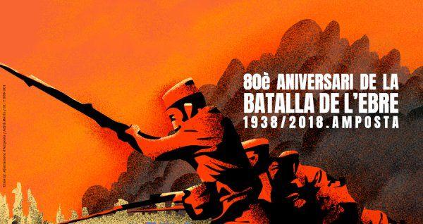 Cicle de conferències sobre la batalla de l'Ebre, amb motiu del seu 80è aniversari
