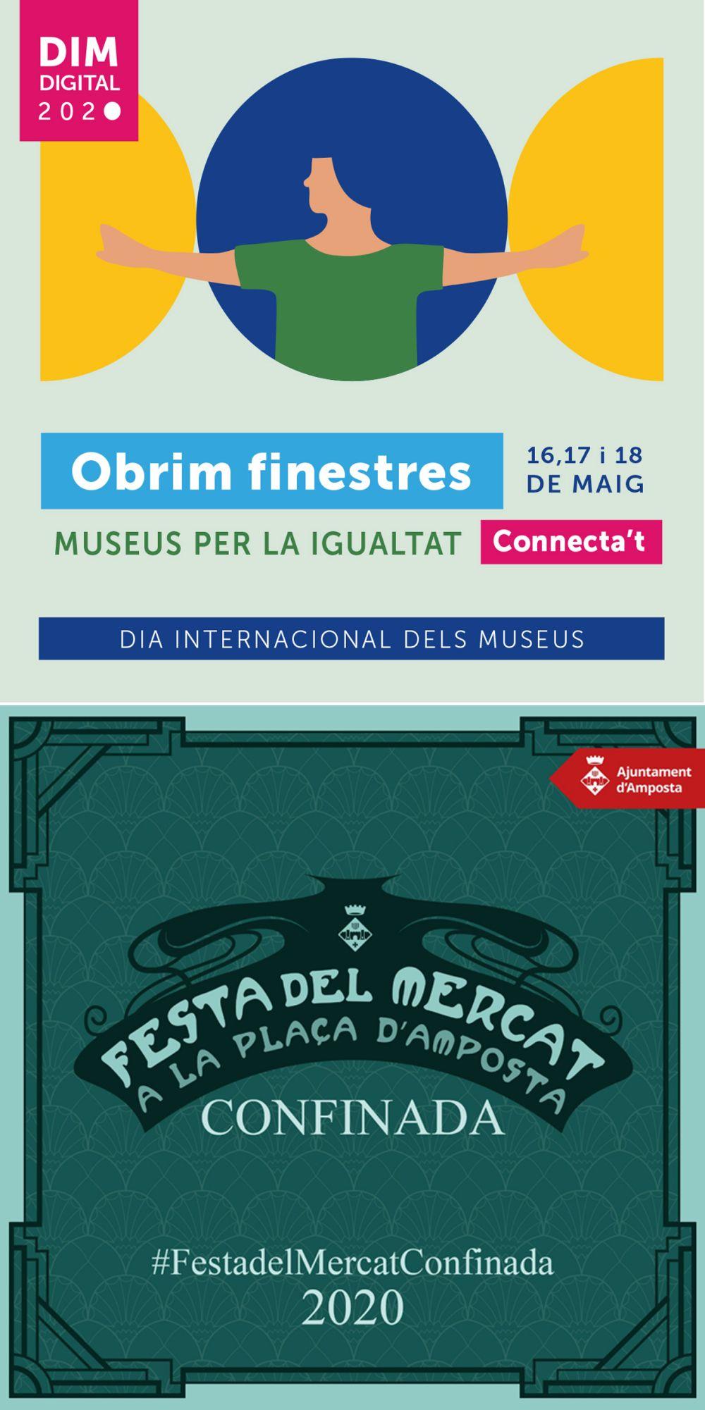 Museu de les Terres de l´Ebre : agenda : Dia Internacional dels Museus i Festa del Mercat al Plaça d'Amposta